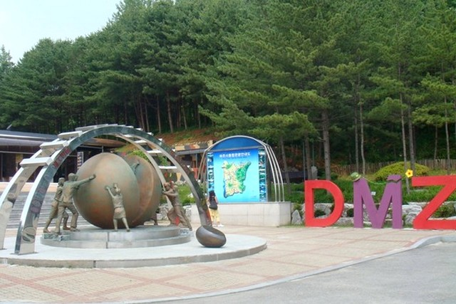 Demilitarized Zone Korea